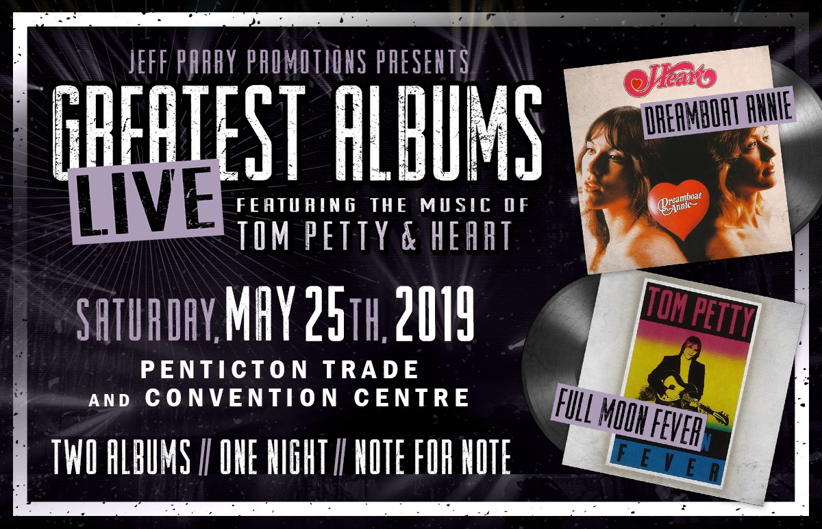Greatest Albums Live returns to Penticton