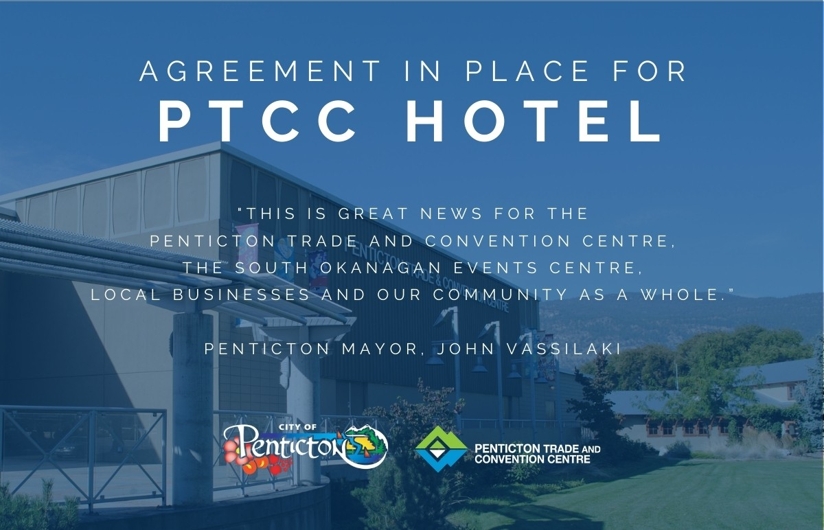 Agreement in place for PTCC hotel
